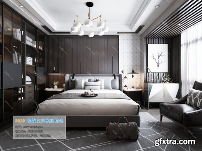 Modern Style Bedroom 98 (2019)