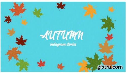 Autumn Instagram Stories 290325