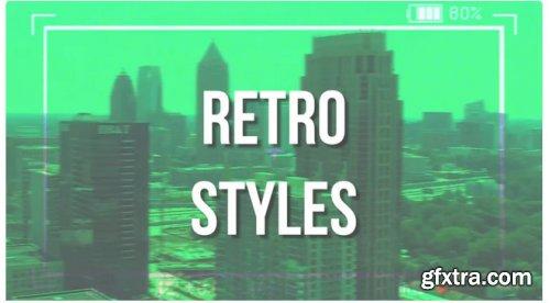 Retro Styles 290328