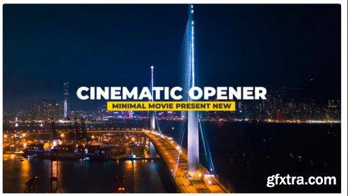 Cinematic Promo - Big Words 290663