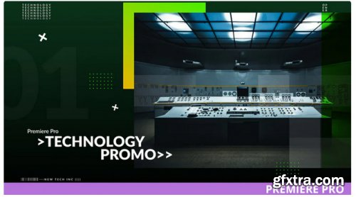 Technology Promo 290950