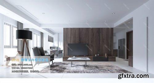 Modern Style Livingroom 114 (2019)