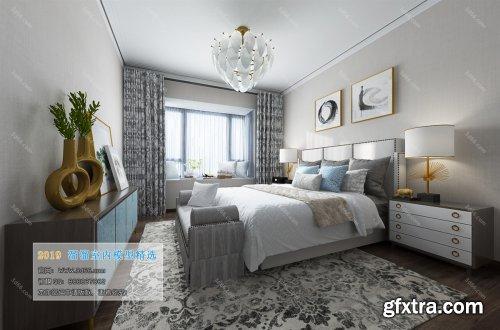 Modern Style Bedroom 99 (2019)