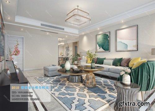 Modern Style Livingroom 117 (2019)