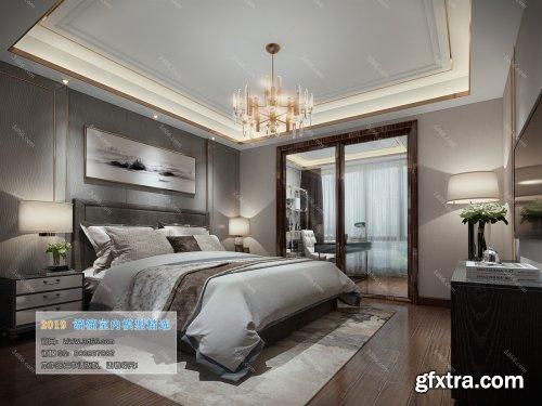 Modern Style Bedroom 101 (2019)