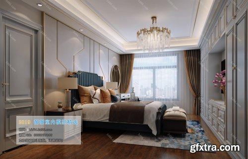 Modern Style Bedroom 102 (2019)