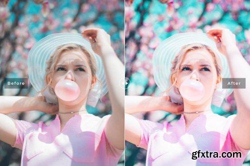 CreativeMarket - Sweet Pink Pro Lightroom Presets 4107214