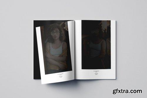 CreativeMarket - Magazine Lookbook 4095267