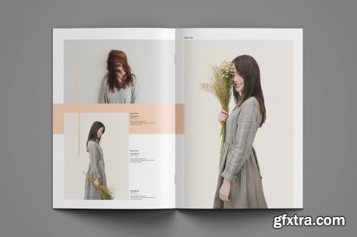 CreativeMarket - Photography Lookbook 16 pages 4095217