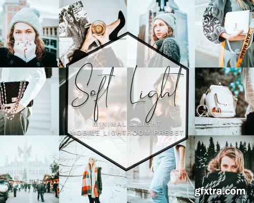 CreativeMarket - Mobile Lightroom - Soft Light 4088548