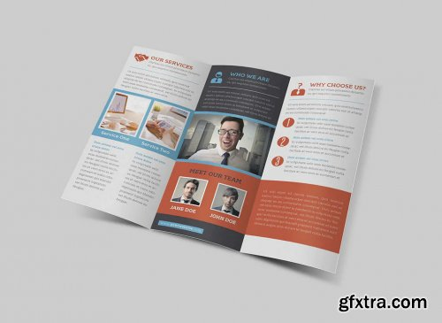Multipurpose Business Trifold Vol 5