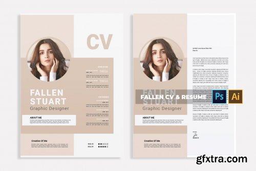 Fallen | CV & Resume
