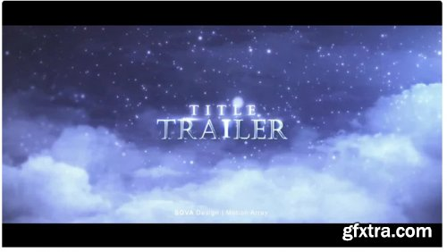 Sky Trailer - Teaser - After Effects 283899