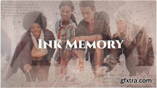 Ink Memory - After Effects 284489