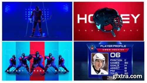 Hockey Broadcast Pack - After Effects 283942