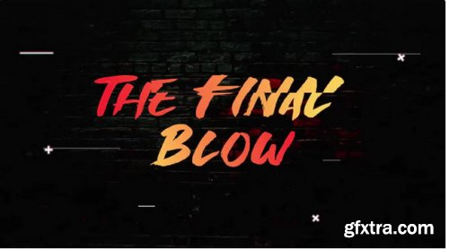 The Final Blow - After Effects 285340