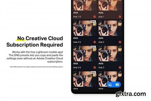 CreativeMarket - 50 Lomography Lightroom Presets 4106172