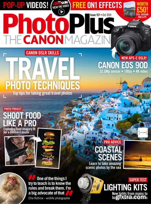 PhotoPlus: The Canon Magazine - October 2019