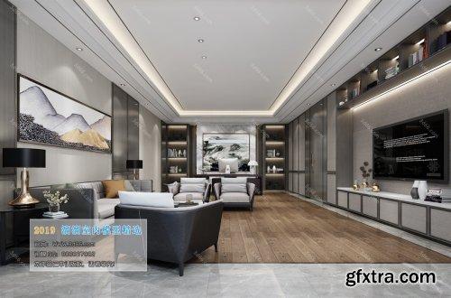 Modern Style Livingroom 130 (2019)