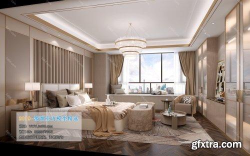 Modern Style Bedroom 108 (2019)
