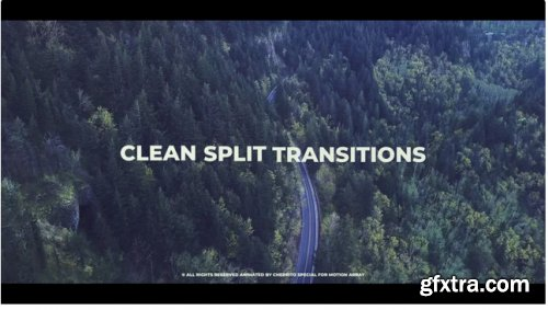 Clean Split Transitions 291712