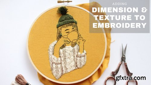 The Art of Embroidery: Adding Dimension and Texture To Your Work