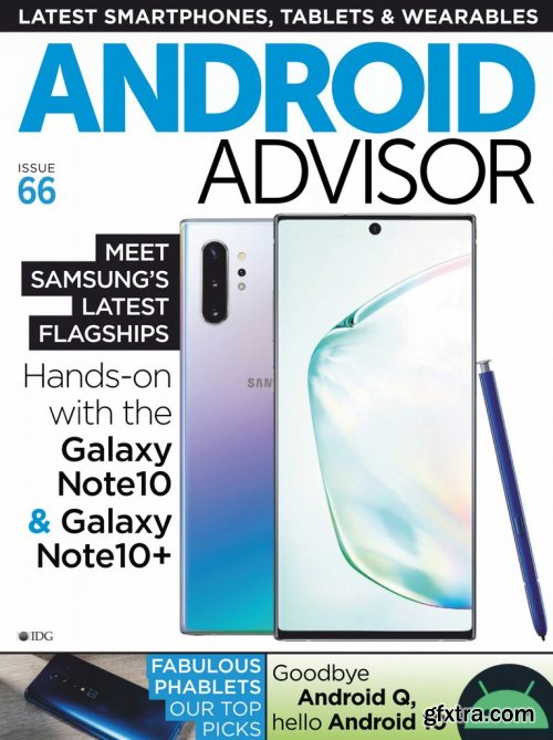 Android Advisor - Issue 66, 2019