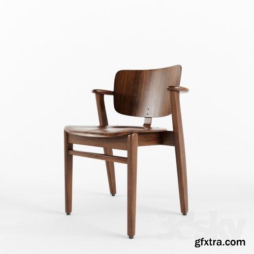 Domus Chair-Artek 3D MODEL