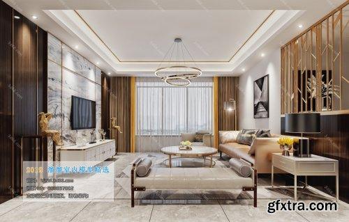 Modern Style Livingroom 141 (2019)