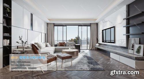 Modern Style Livingroom 142 (2019)