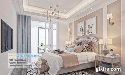Modern Style Bedroom 113 (2019)