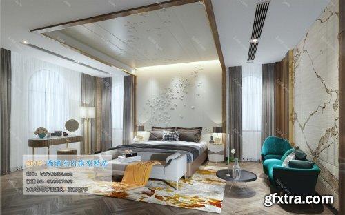 Modern Style Bedroom 114 (2019)
