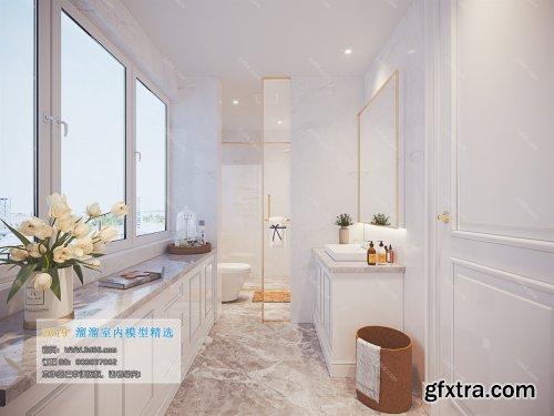 Modern Style Bathroom 49 (2019)