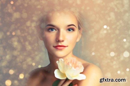 CreativeMarket - Portrait Maker Photoshop Action 4046017