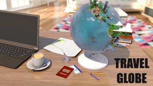 Udemy - Travel Globe Intro