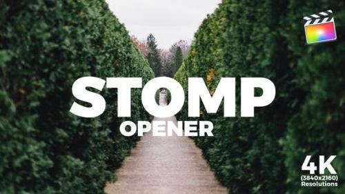 Udemy - Stomp Opener