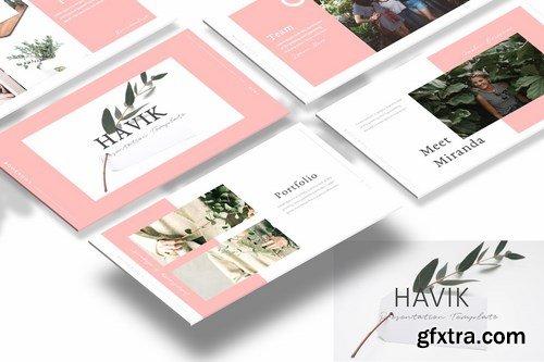 Havik - Powerpoint Google Slides and Keynote Templates