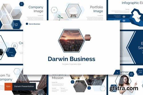 Darwin - Powerpoint Google Slides and Keynote Templates