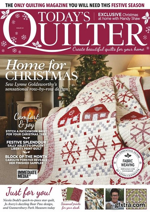 Today\'s Quilter - Issue 54, 2019
