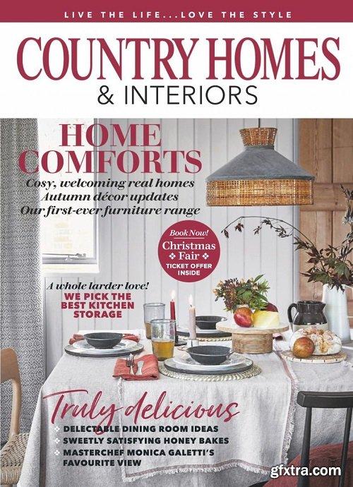 Country Homes & Interiors - November 2019