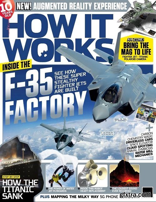 How It Works - Issue 130, 2019
