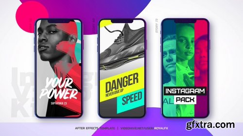 Videohive Instagram Stories V2.6 22331306