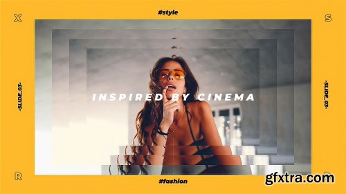 Rossy Modern Opener After Effects Template