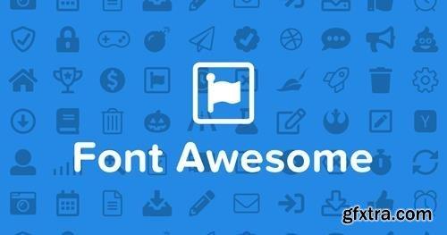 Font Awesome Pro v5.11.2