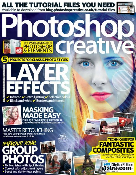 Photoshop Creative - Issue 113 - Layer Effects