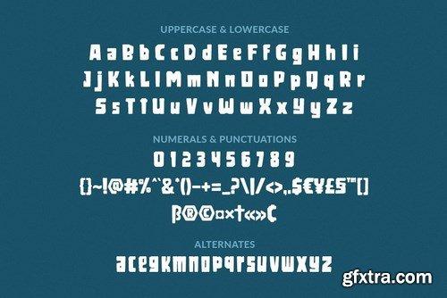 CM - Blackhood Fonts 4171830