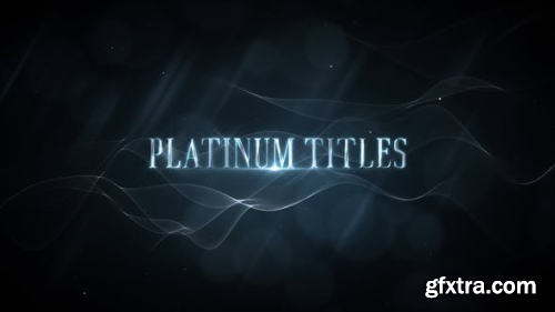 VideoHive Platinum Luxury Titles 24757651