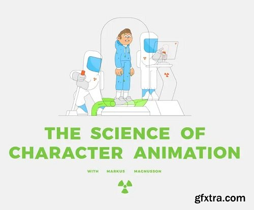 Motion Design School - Science of Character Animation (3 Weeks)