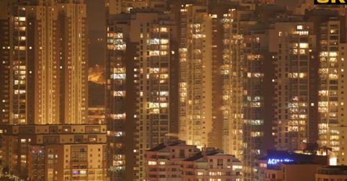 Lights of Houses - 2ELBTWZ