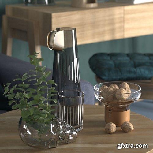 Cgtrader - BeInspiration 116 3D model